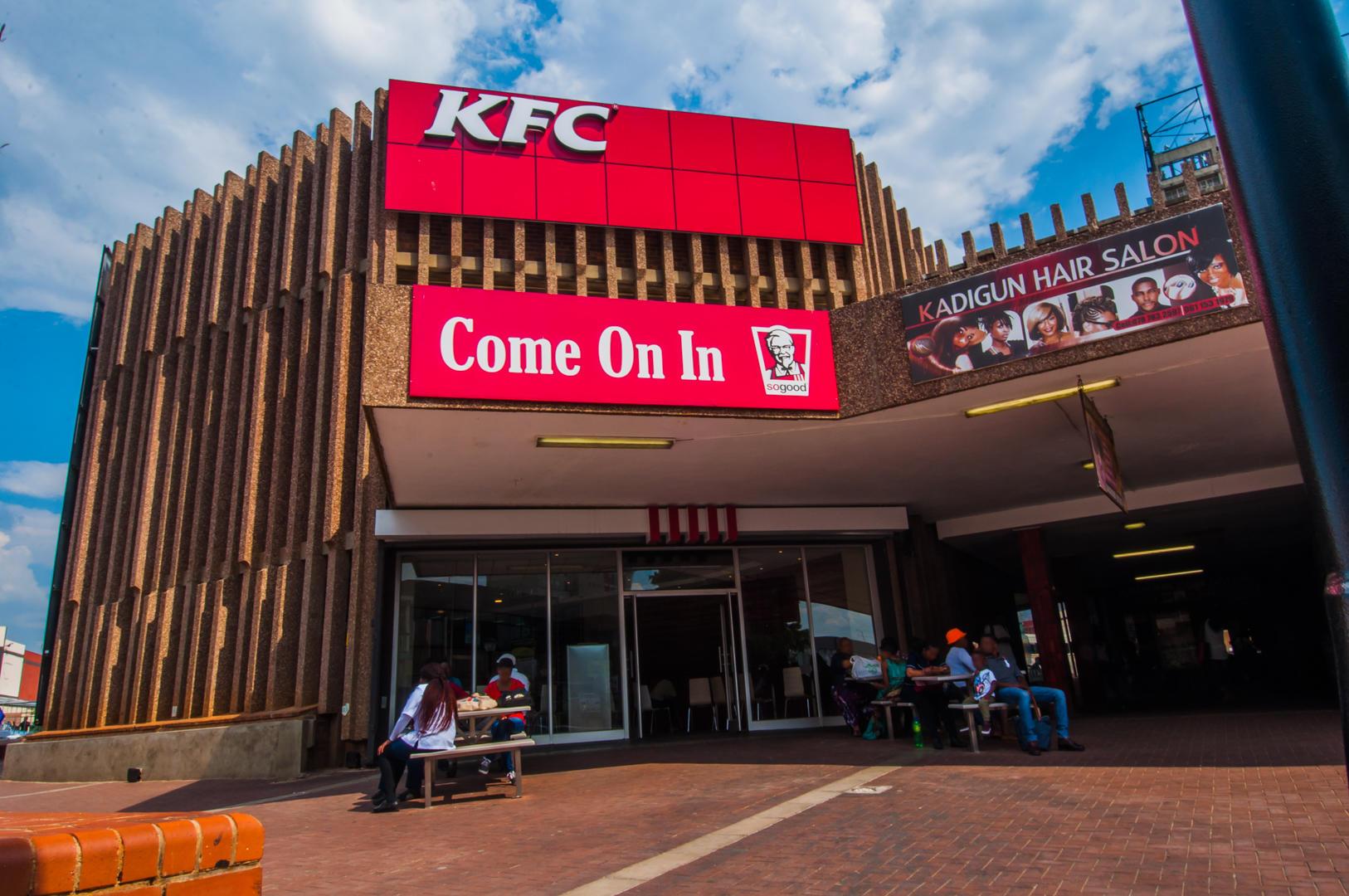 KFC Randburg CBD Taxi Rank