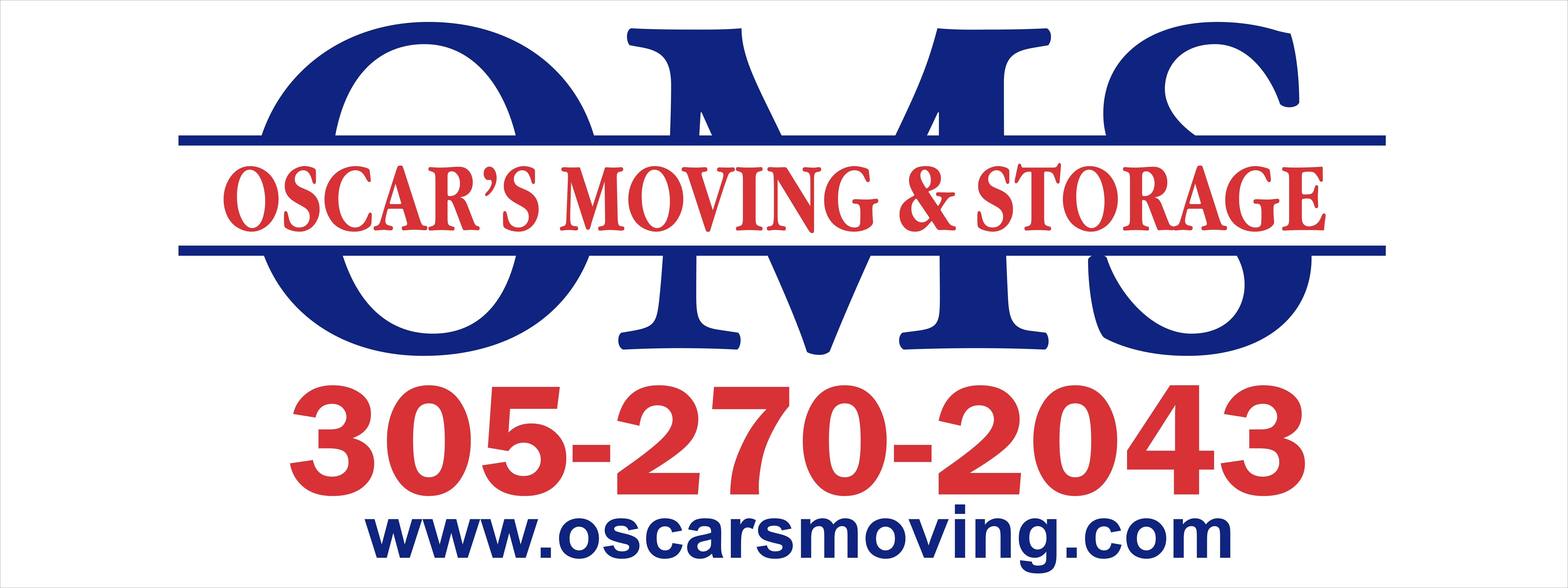 Oscar's Moving and Storage - Miami, FL - Movers
