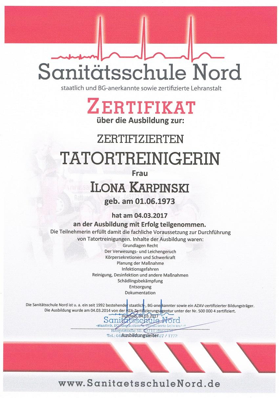 Team Karpinski oHG