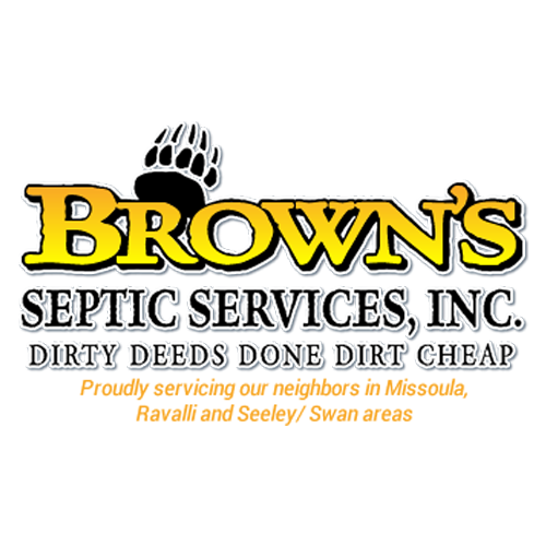 Brown's Septic Services, Inc. - Florence, MT - Septic Tank Cleaning & Repair