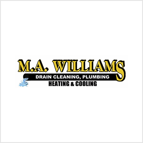 M.A. Williams Drain Cleaning, Plumbing and HVAC