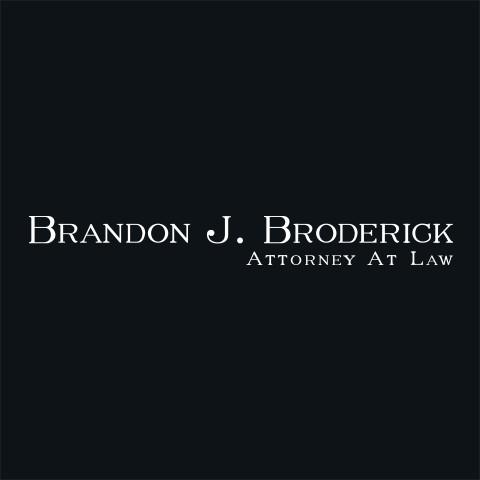 Brandon J. Broderick, Attorney at Law
