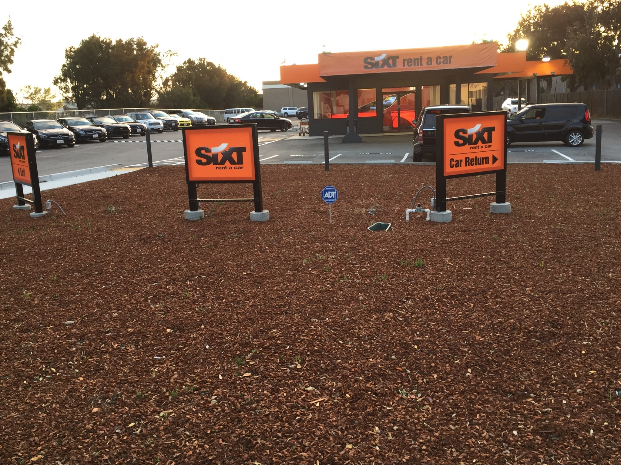Sixt Rent A Car In Indianapolis, IN 46240