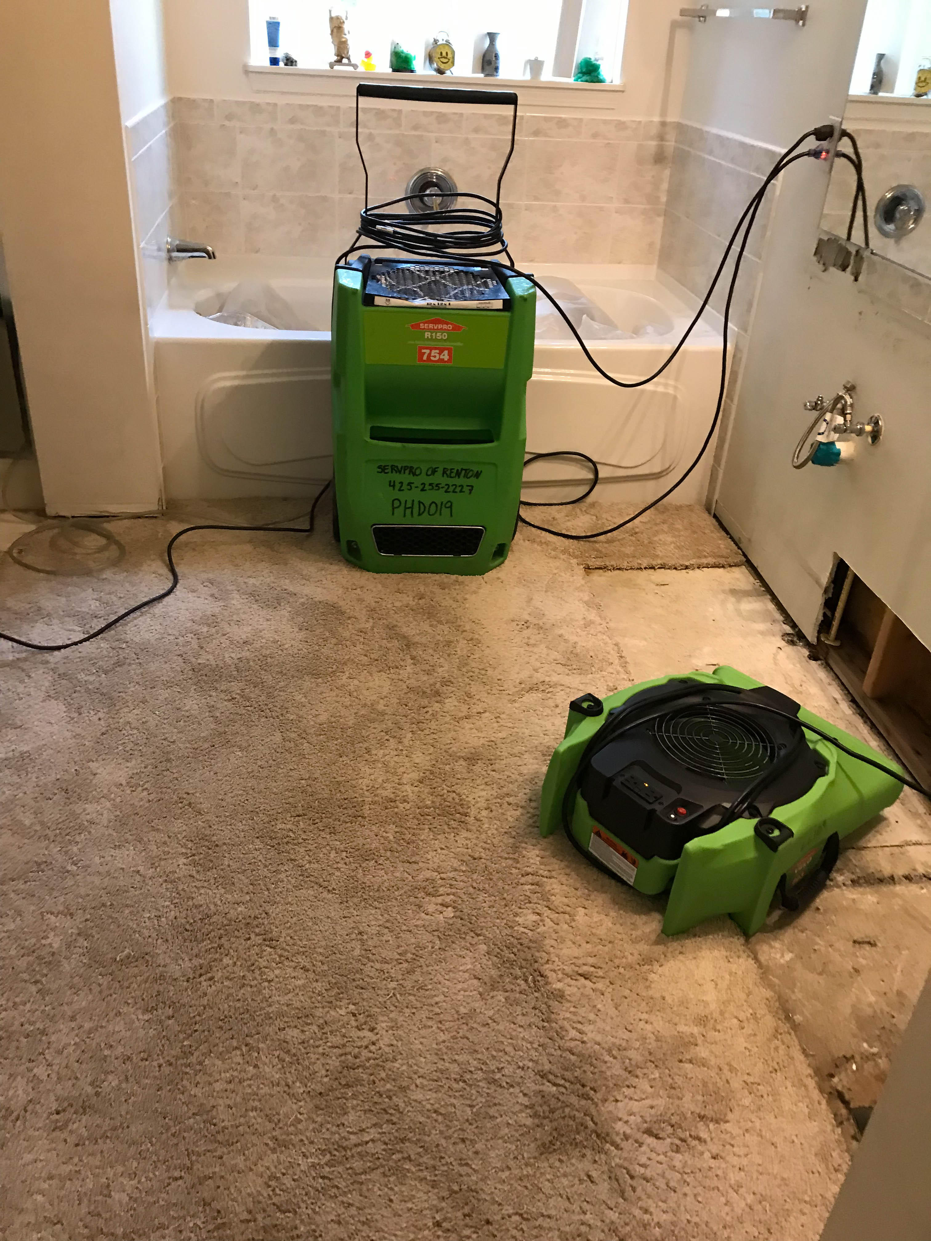 SERVPRO of South/West Seattle