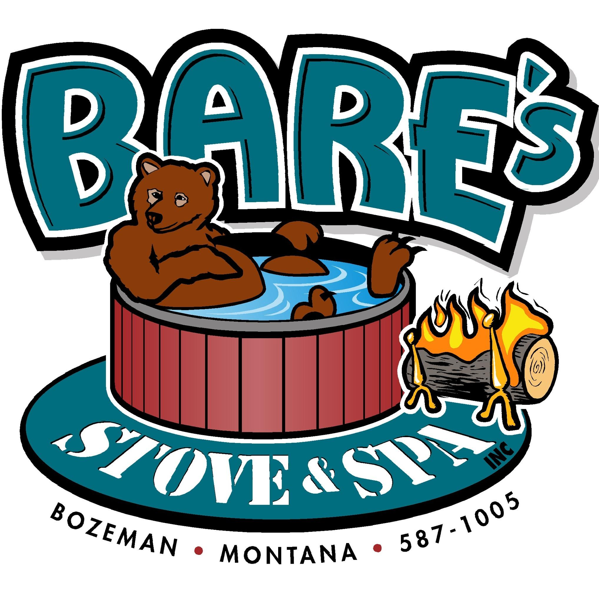 Fireplace Store in MT Bozeman 59715 Bare's Stove & Spa 301 Evergreen Dr.  (406)587-1005