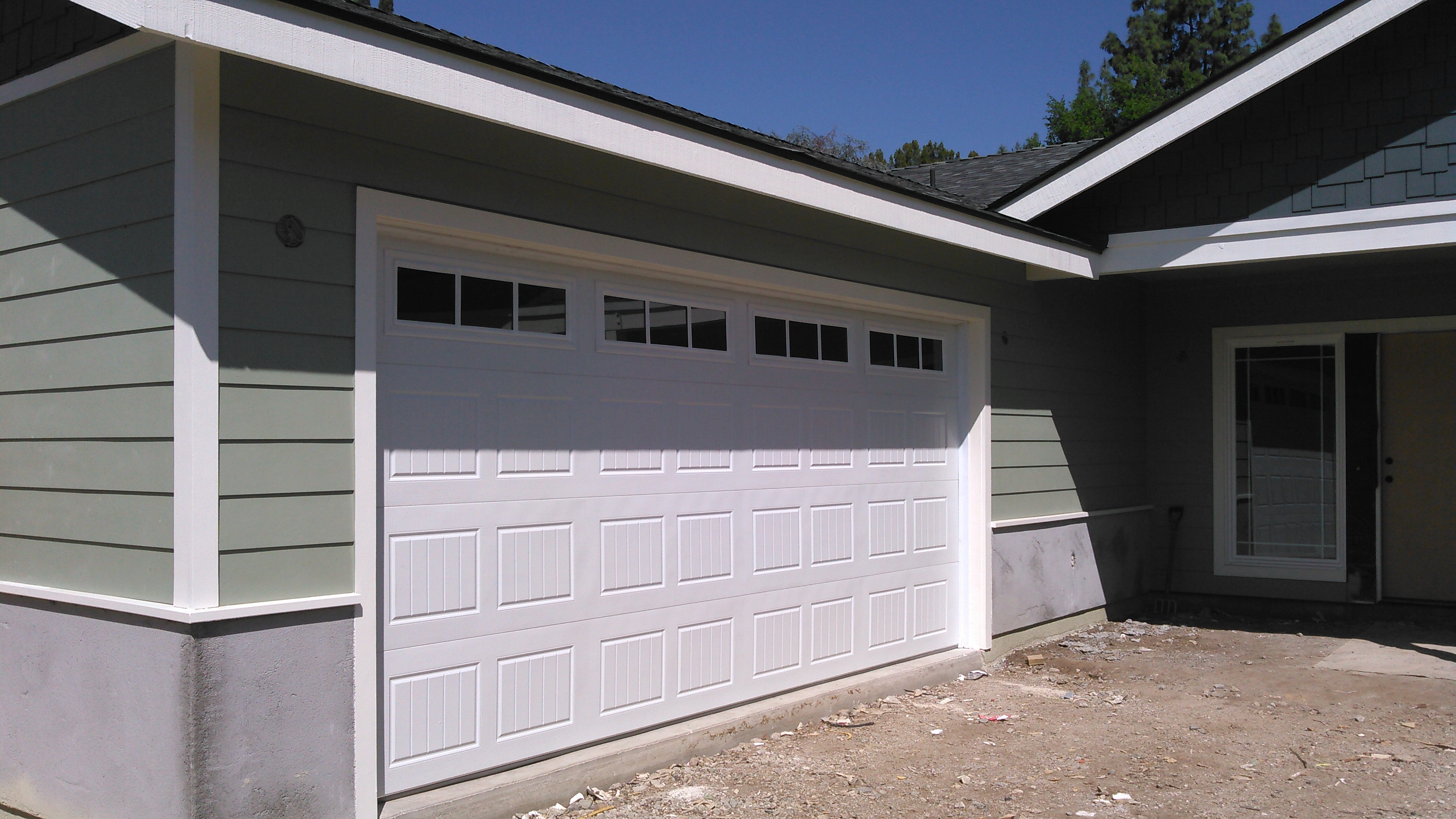 Barney E Cole Garage Doors Glendora California Ca