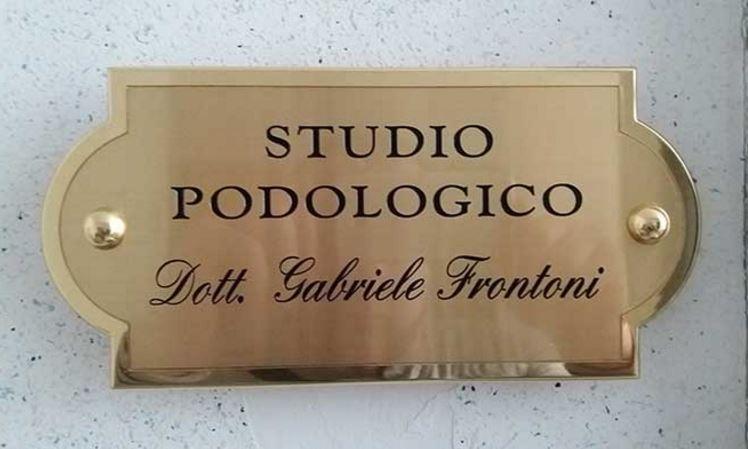 Podologo Frontoni Dr. Gabriele