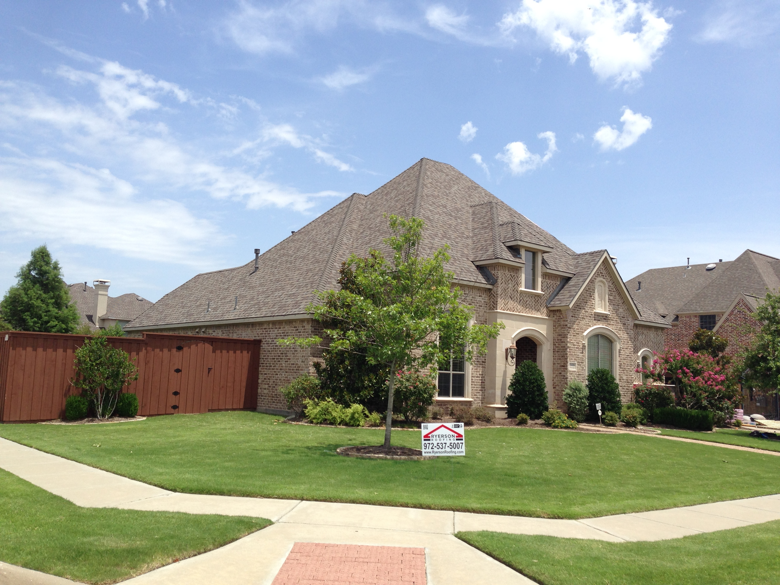 Ryerson Roofing Inc Grapevine Texas Tx