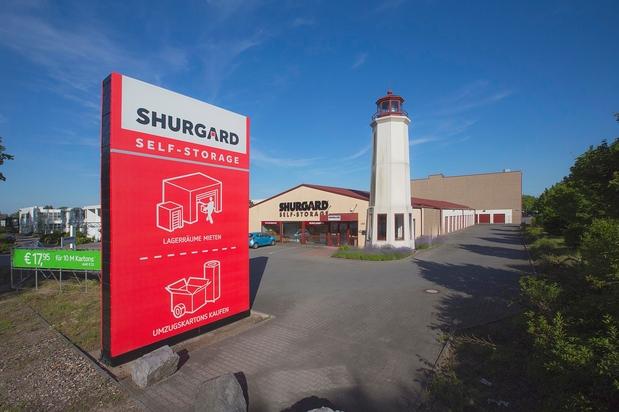 Kundenbild klein 2 Shurgard Self-Storage Mönchengladbach Neuwerk