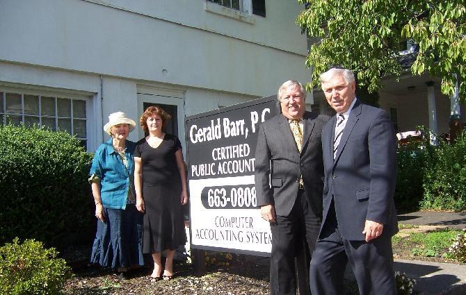 Gerald Barr PC Certified Public Accountants