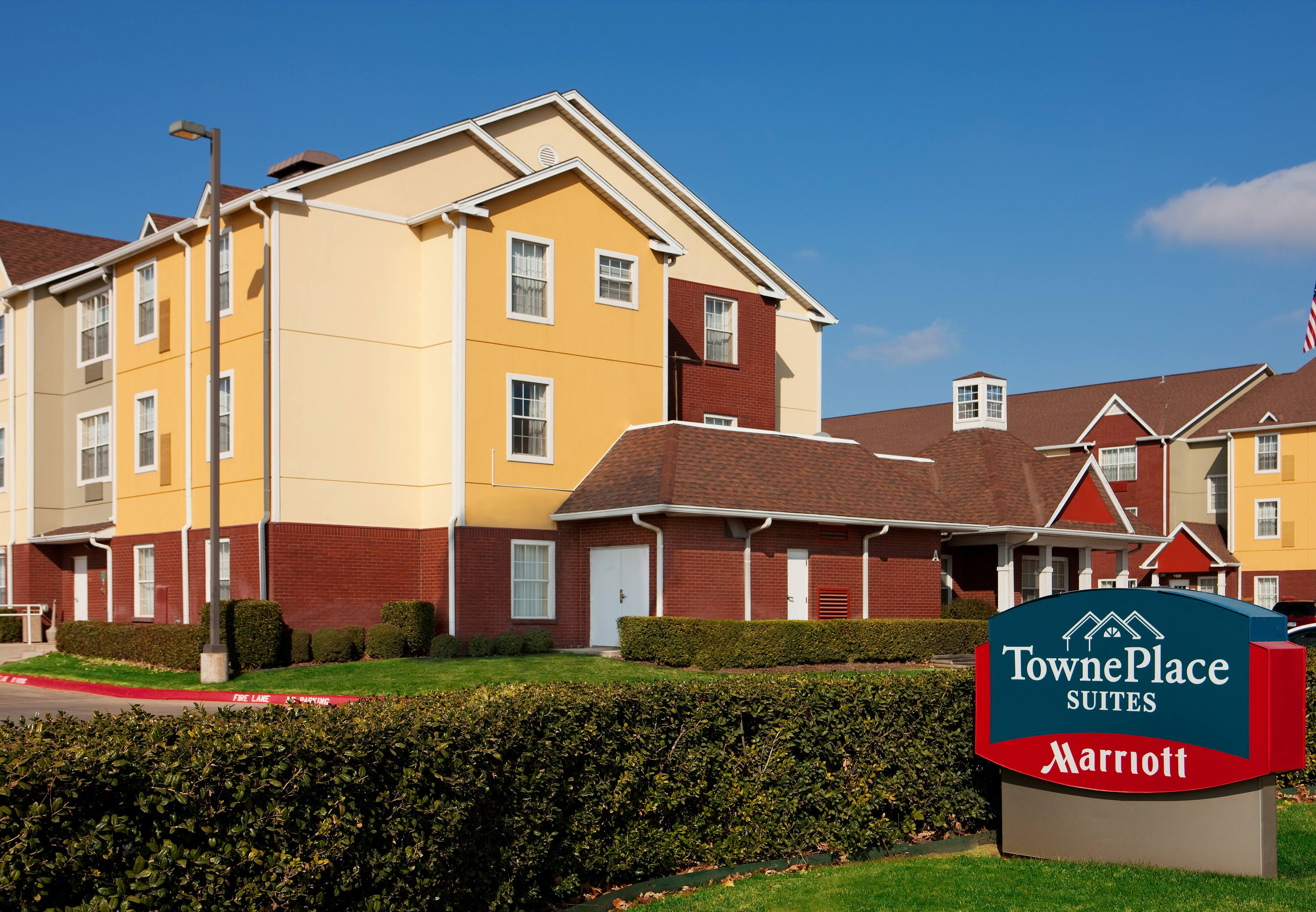 Towneplace Suites By Marriott Fort Worth Southwest Tcu