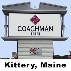 Coachman Inn - Kittery, ME - Hotels & Motels