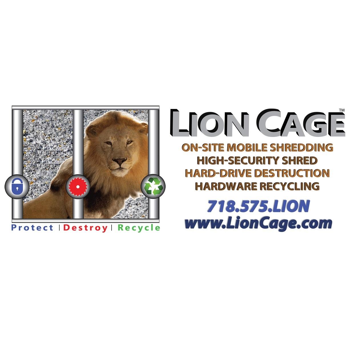 Lioncage Document Shredding & Drive Destruction - Kew Gardens, NY 11415 - (718)575-5466 | ShowMeLocal.com