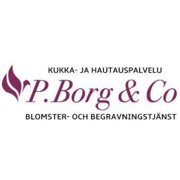 Hautaustoimisto ja kukkasitomo P. Borg & Co Oy