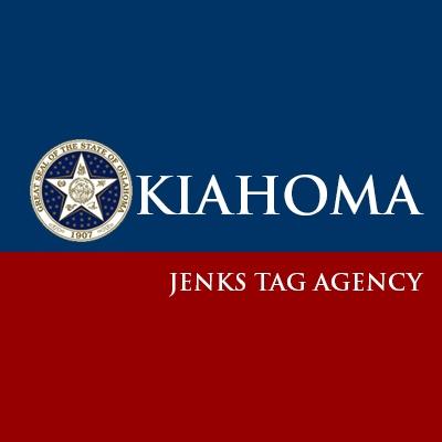 Jenks Tag Agency - Jenks, OK - Title Companies