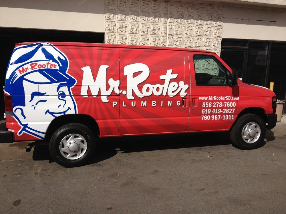 Mr Rooter Plumbing Of San Diego County San Diego