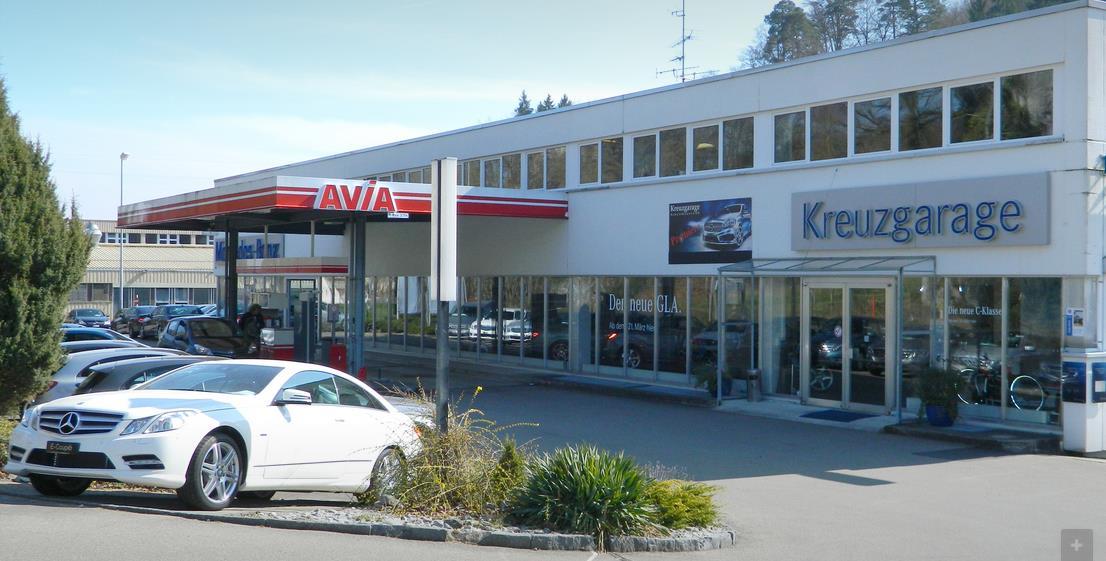 Kreuzgarage Schaffhausen AG