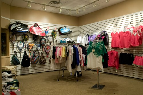 Our pro shop The Players' Club Columbus (614)529-0030