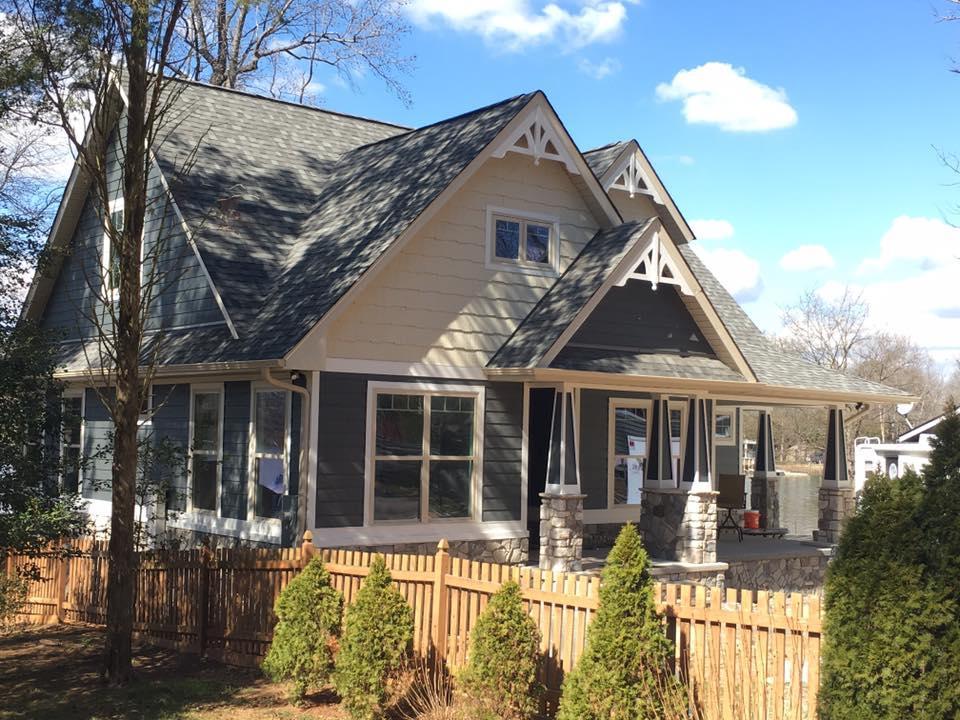 Six King Custom Homes Lake Wylie South Carolina Sc