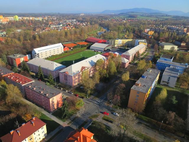Střední průmyslová škola, Obchodní akademie a Jazyková Škola, Frýdek-Místek, příspěvková organizace