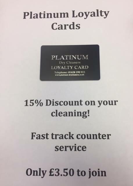 Platinum Dry Cleaners