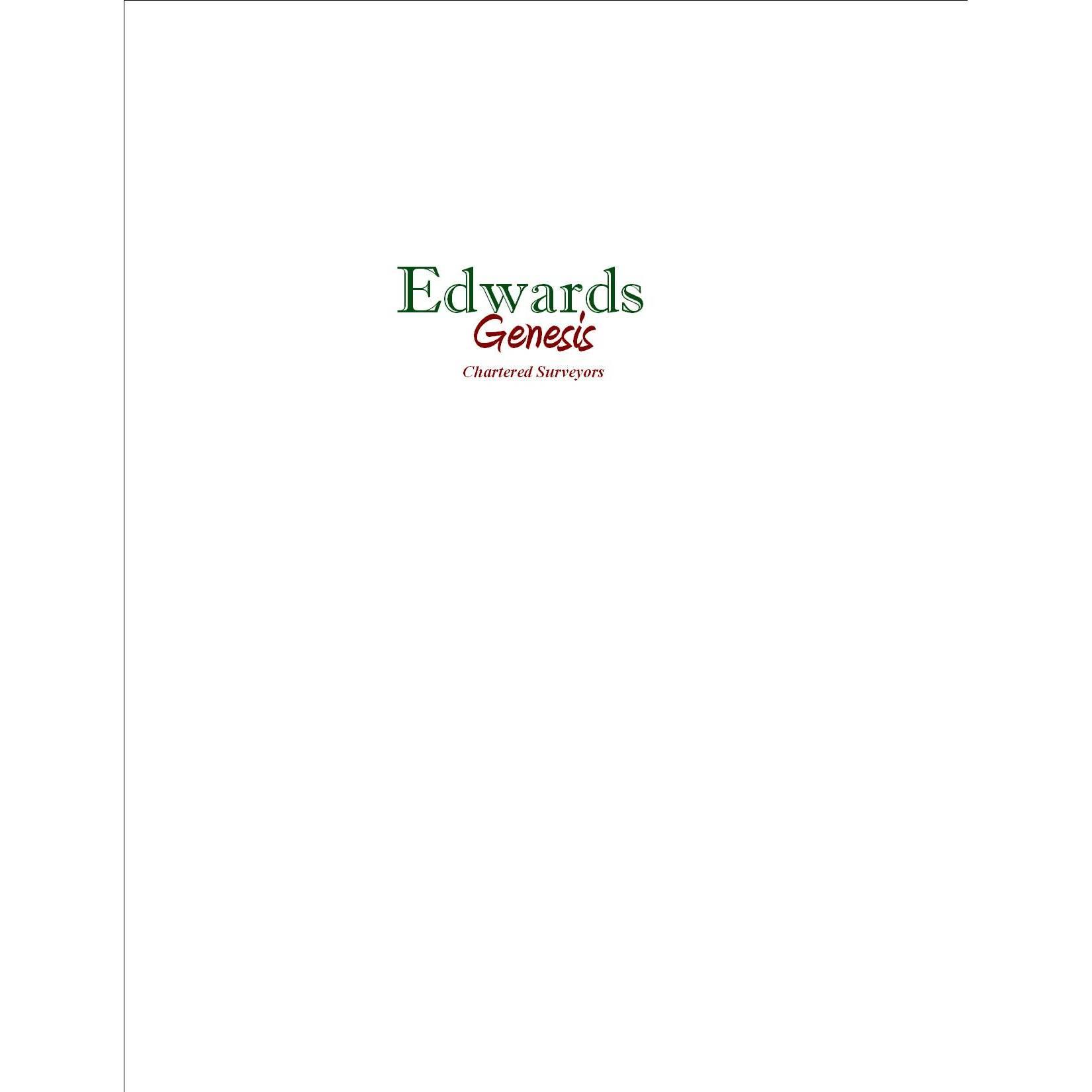 Edwards Genesis