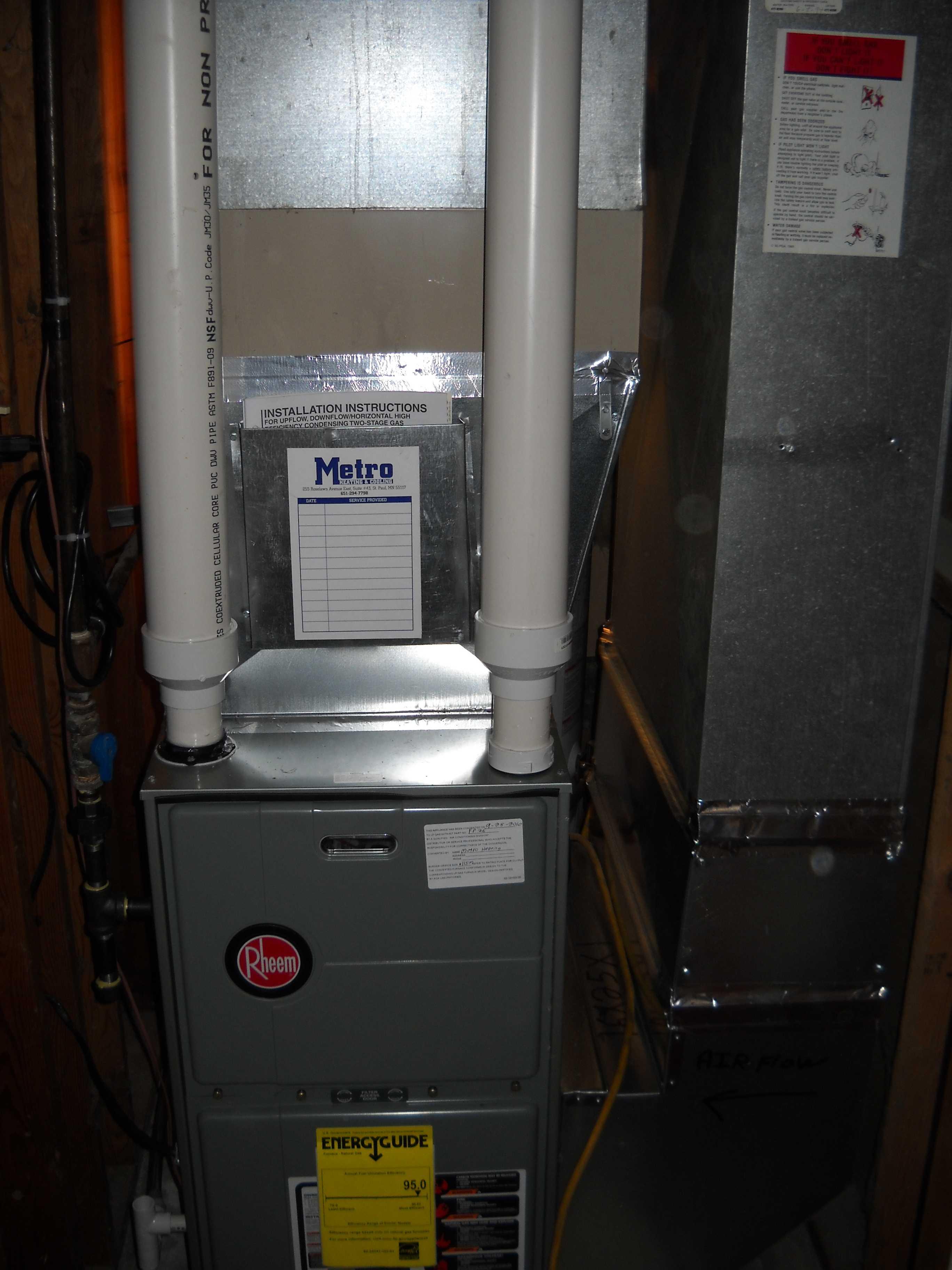 Metro Heating & Cooling image 3