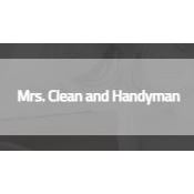 Mrs. Clean and Handyman