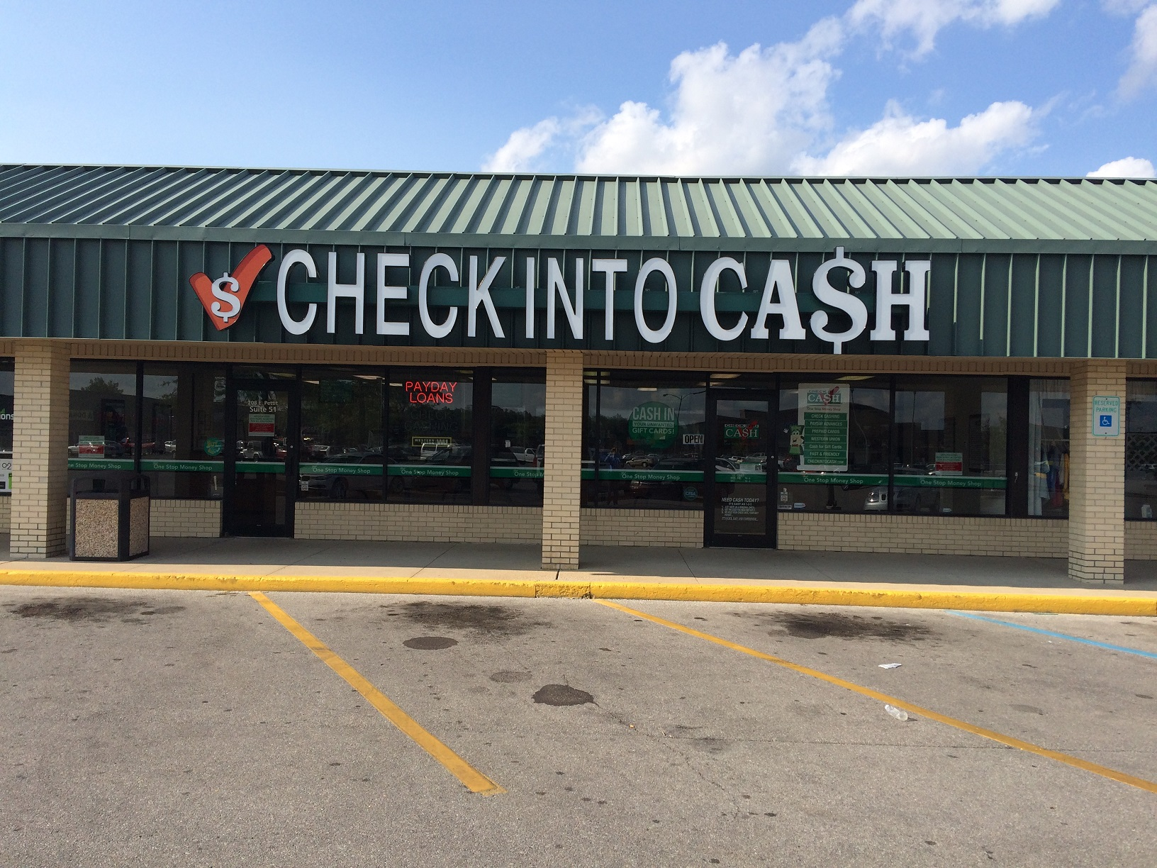 Fort Wayne Cash Advance Store Locations