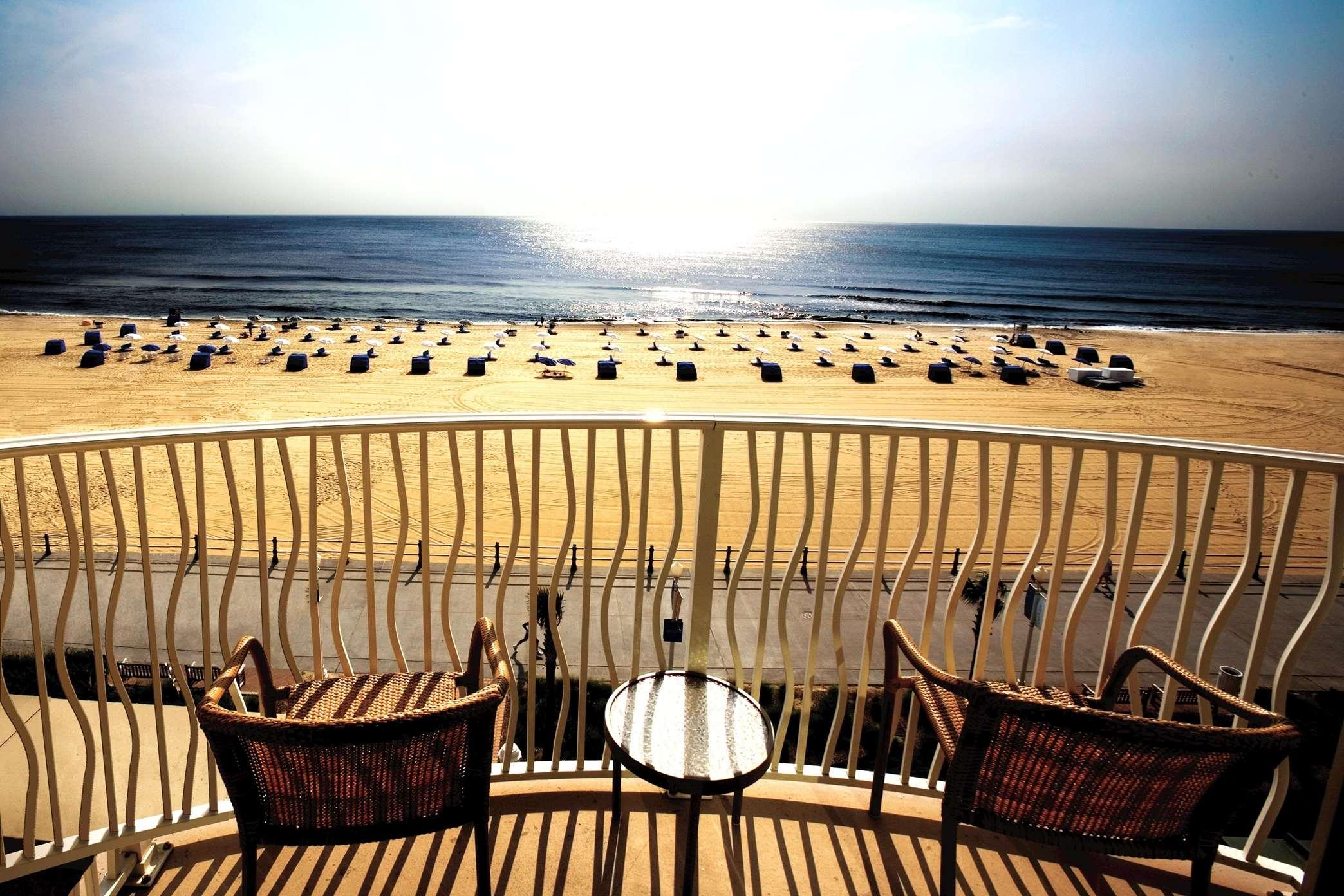 Beach Balcony