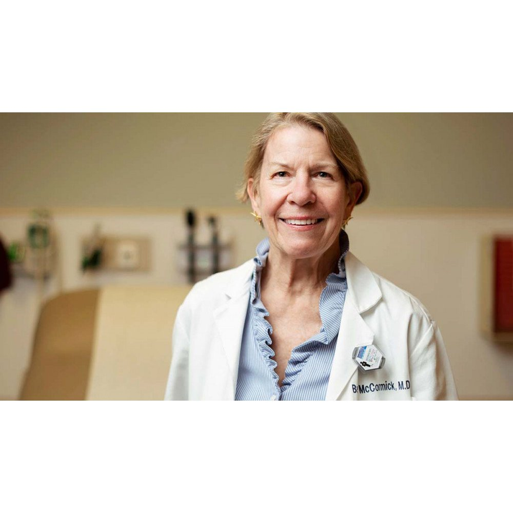 Beryl Mccormick MD