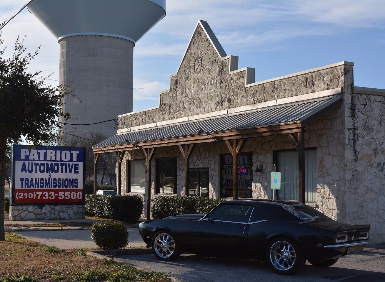 Patriot Car Dealership San Antonio