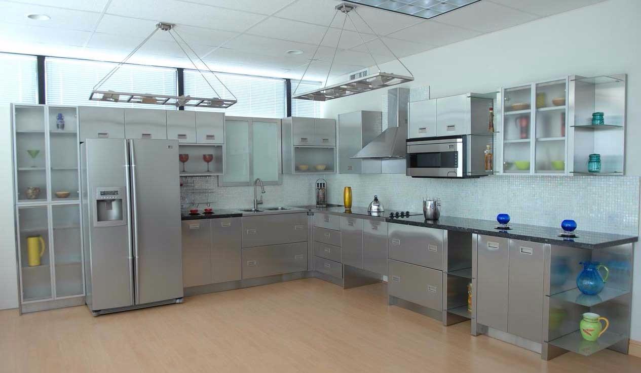 Custom Made HI-Tech Kitchens and Doors