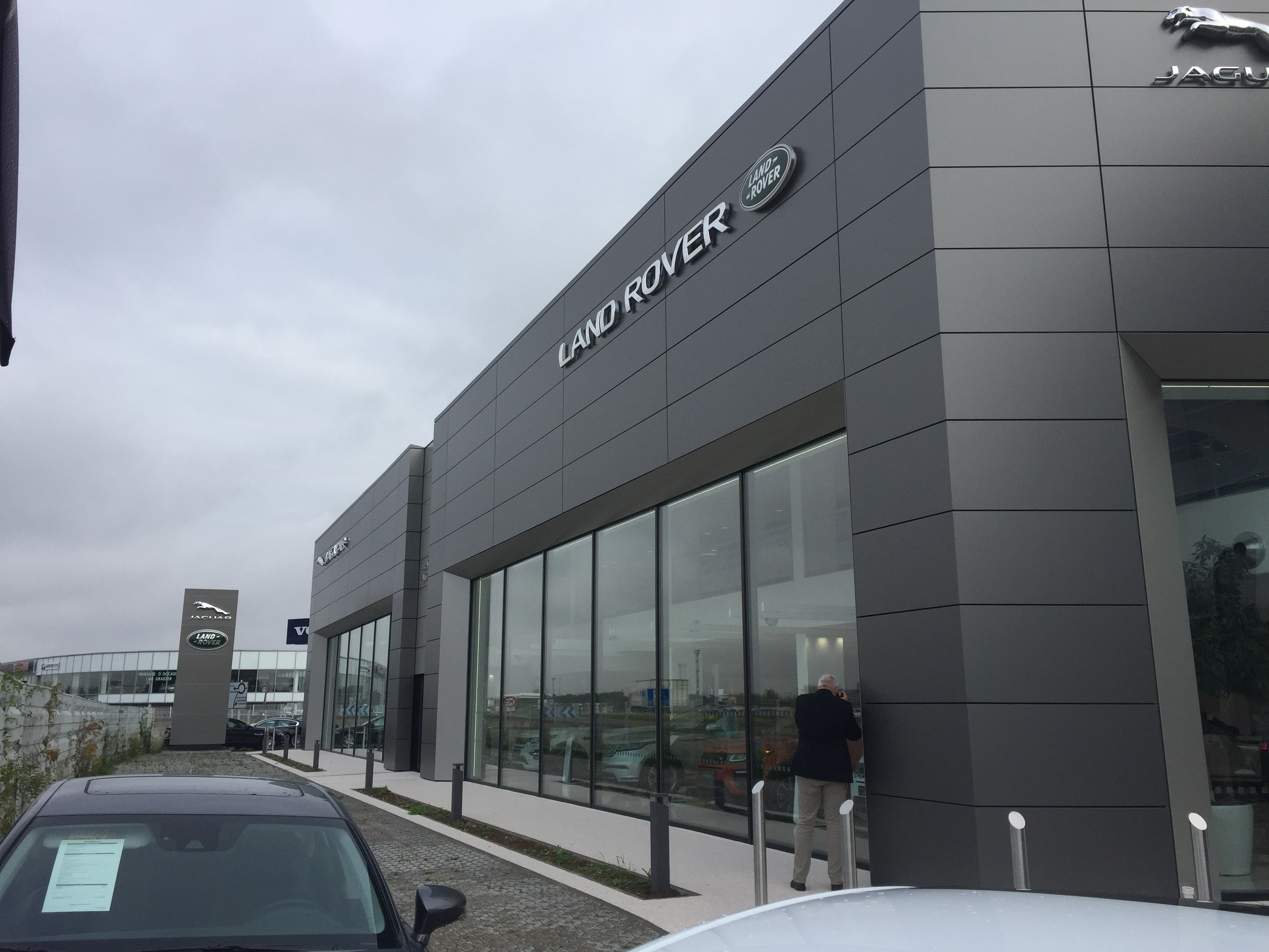 land rover strasbourg in souffelweyersheim 42 rue des tuileries automobiles d occasion in. Black Bedroom Furniture Sets. Home Design Ideas