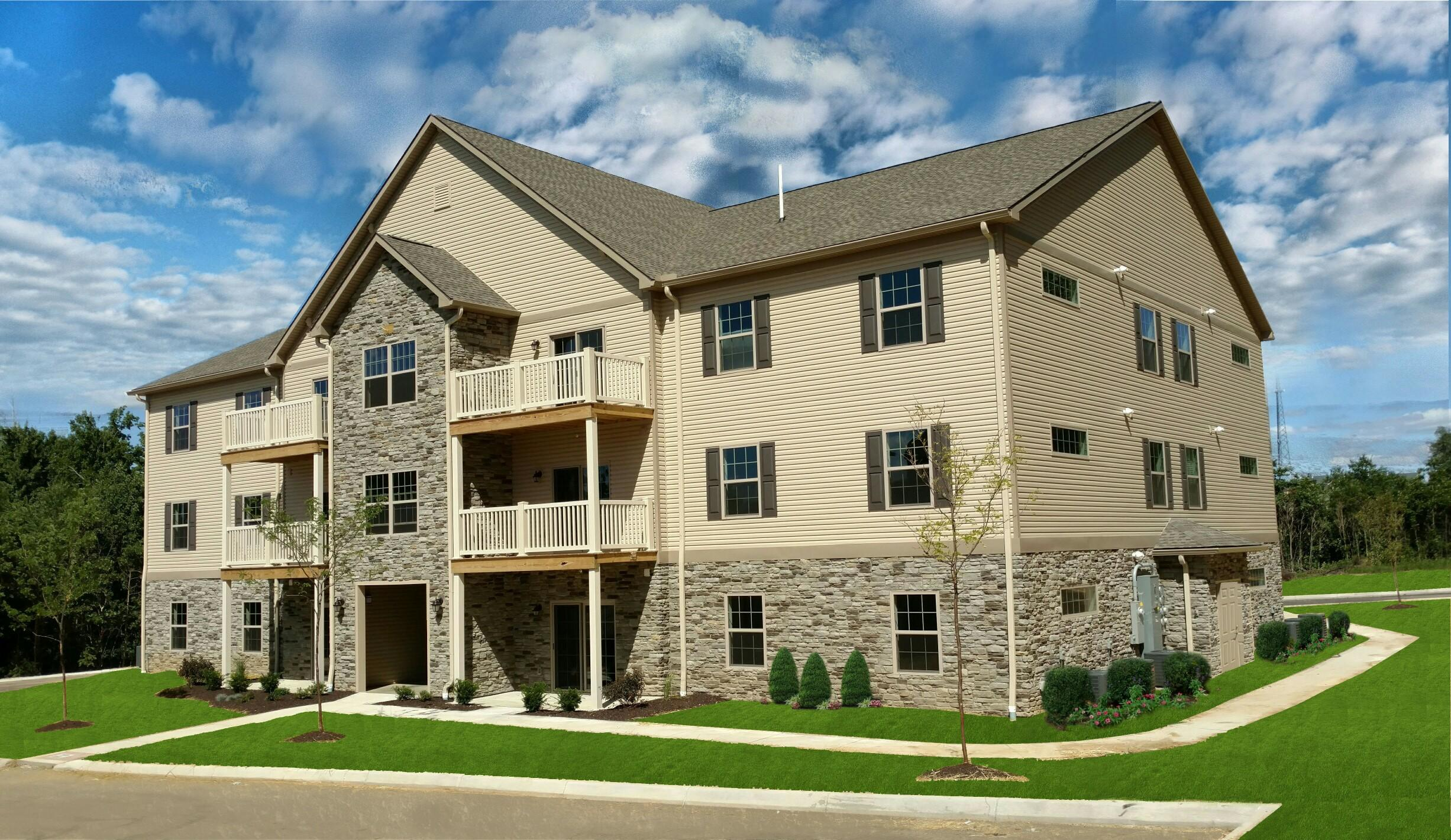 Copper Creek Apartments Kent Ohio