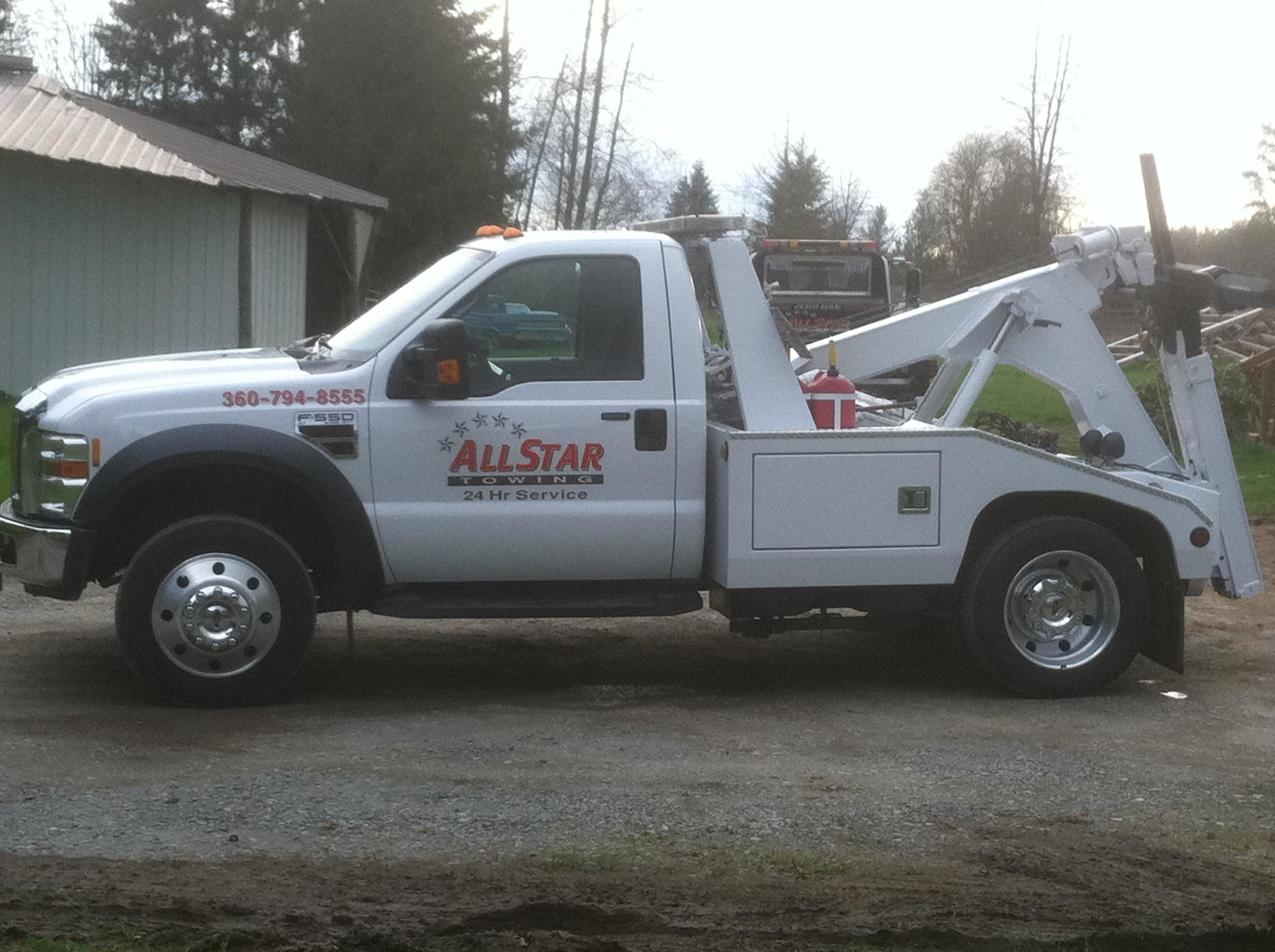 All Star Towing