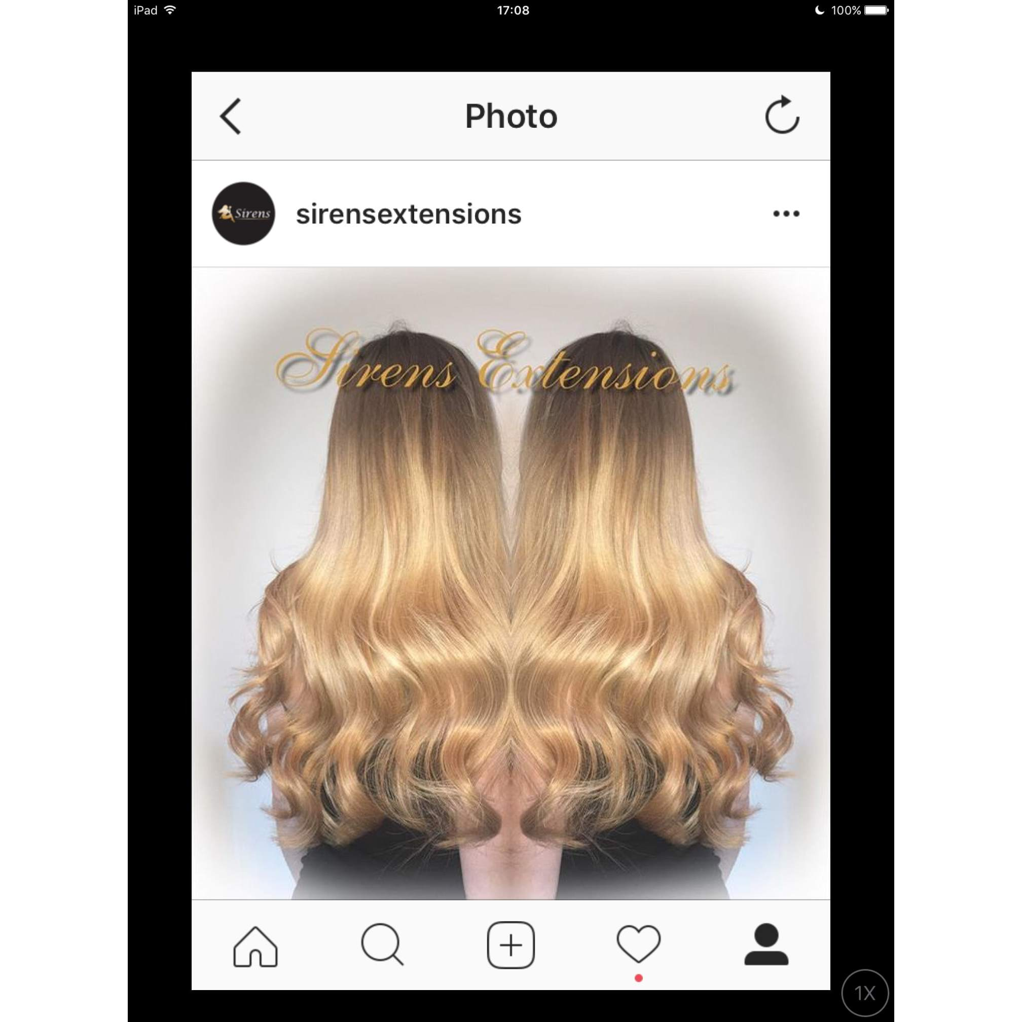 Sirens Hair Extensions