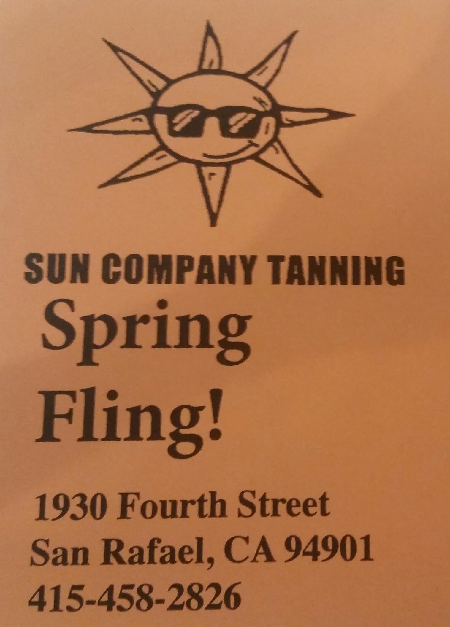 Sun Company Tanning
