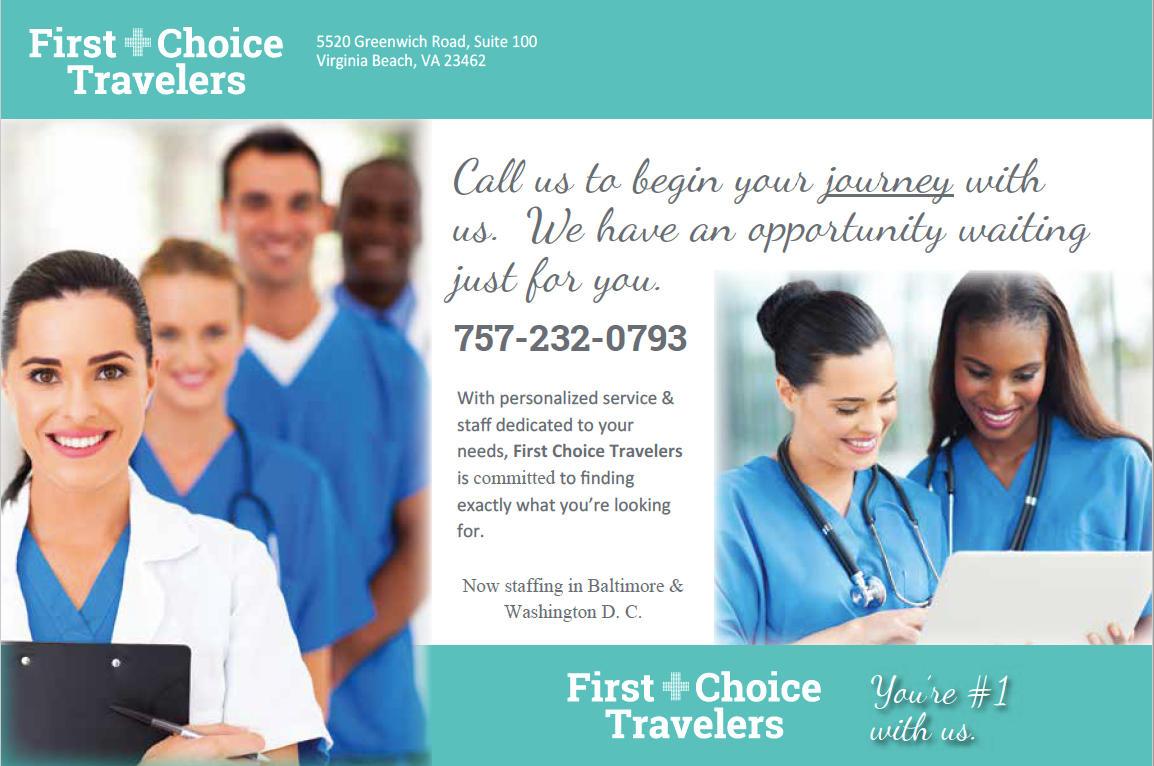 Virginia S Staffing Choice Virginia Beach Va