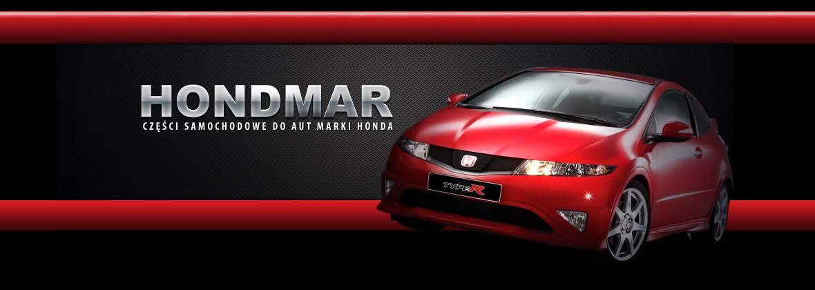 Hondmar Części Samochodowe do Aut Marki Honda