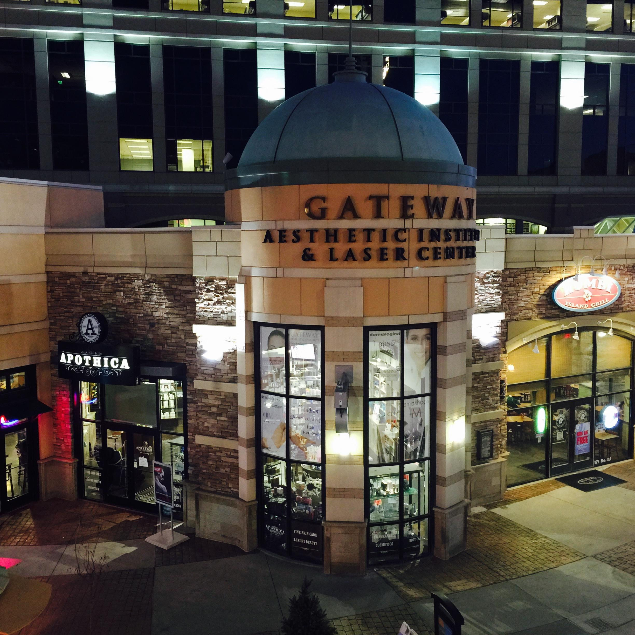 Gateway aesthetic institute and laser center coupons near for 24 hour tattoo shops in salt lake city utah