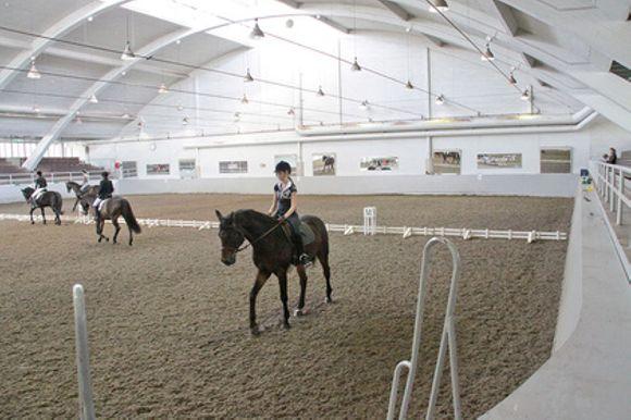 Keskustallin ratsastuskoulu