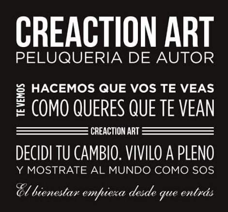 CREACTION ART