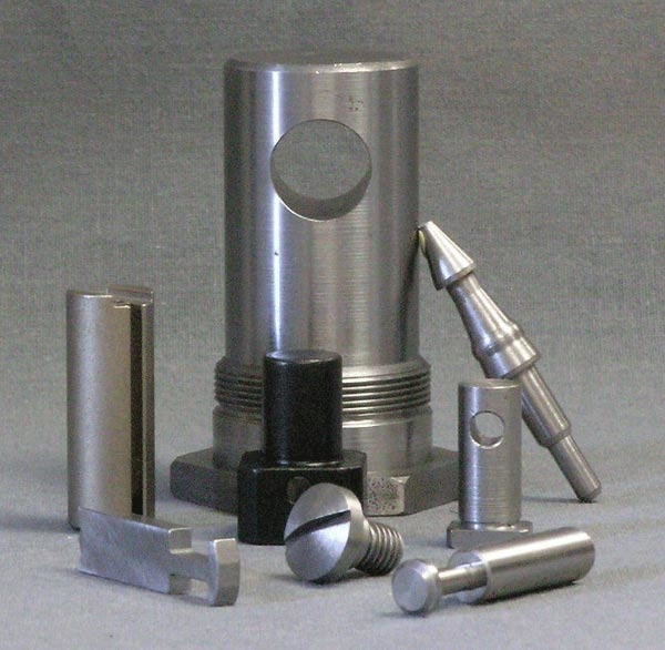 Custom Screw Machined Parts