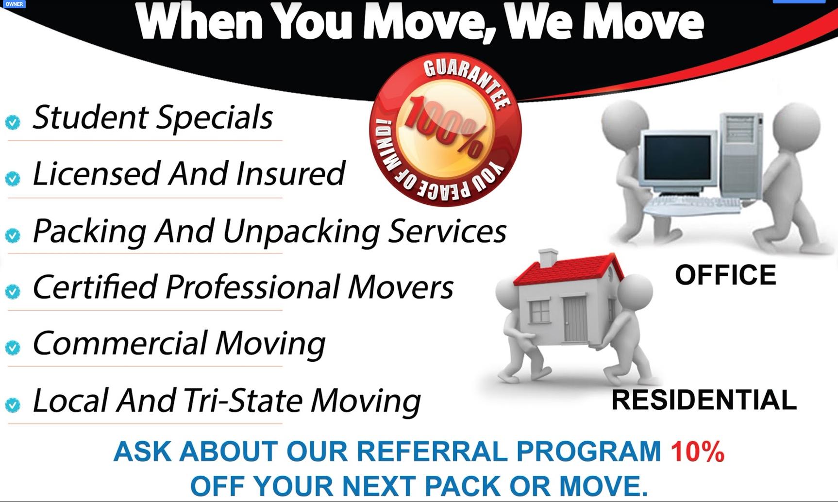 Smart Price Moving and Logistics LLC