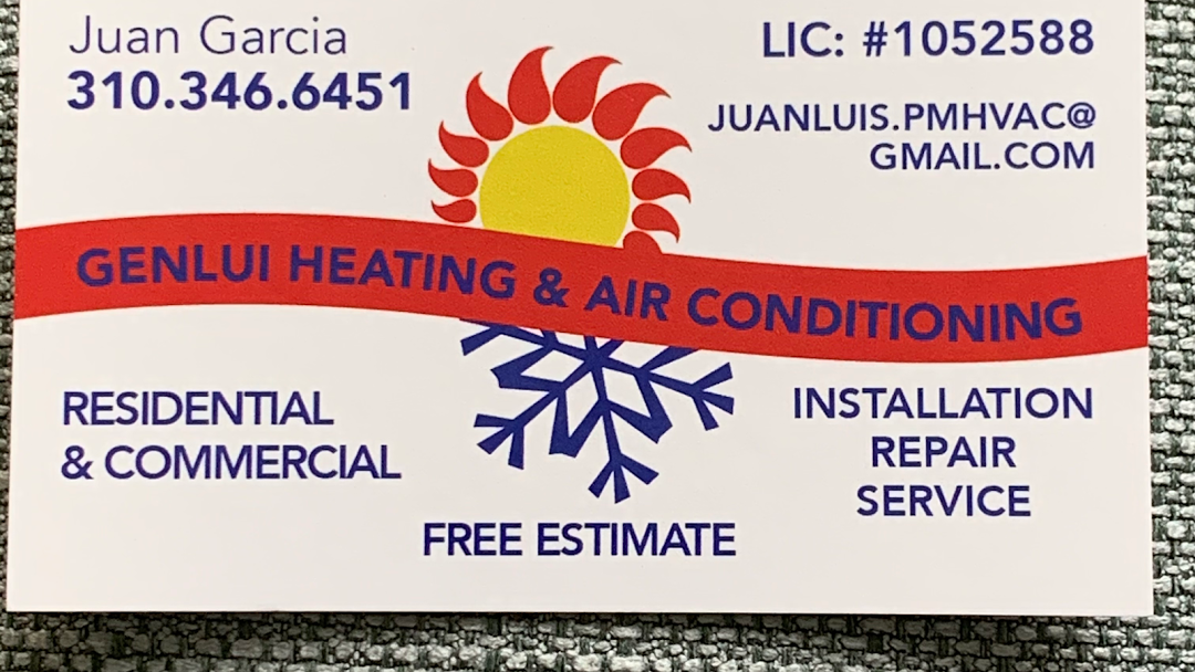 Genlui Heating & Air Conditioning