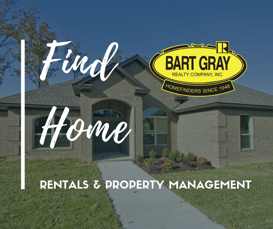 Bart Gray Realty Property Management & RE/MAX Homefinders - Jacksonville, AR 72076 - (501)982-3185 | ShowMeLocal.com