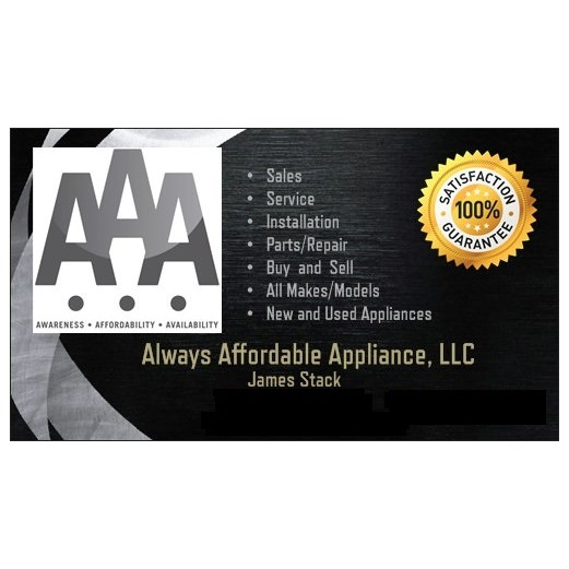 Always Affordable Appliance