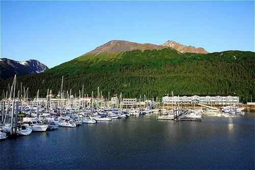 Holiday Inn Express Seward Harbor - ad image