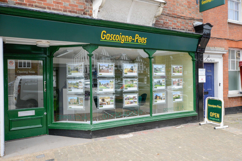 Gascoigne-Pees - CLOSED